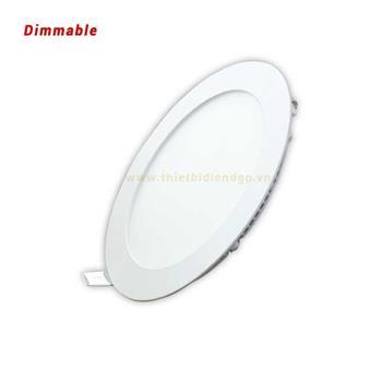 Đèn Led panel âm trần MPE tròn điều chỉnh RPL/DIM 6W RPL-6T/DIM
