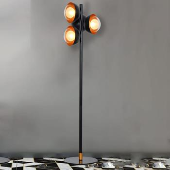 Đèn đứng để sàn trang trí chùm 4 bóng hiện đại Venus MD019P-4 MD019P-4