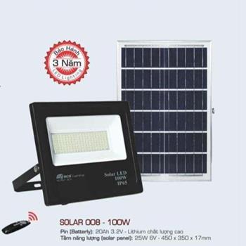 Đèn pha Led Anfaco SOLAR 008 100W SOLAR 008 - 100W