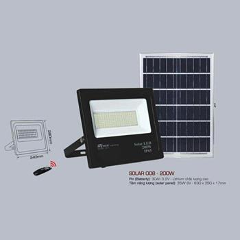 Đèn pha Led Anfaco SOLAR 008 200W SOLAR 008 - 200W