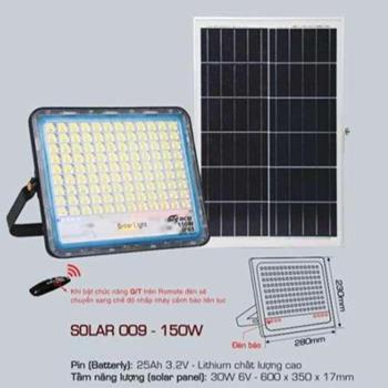 Đèn pha Led Anfaco SOLAR 009 150W SOLAR 009 - 150W