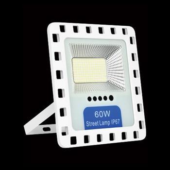 Đèn Pha NLMT 60W - L215*W50*H235, Tấm Pin: 6V-8W (L220*H340) SOLAR-57
