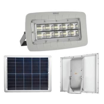 Đèn Pha NLMT 50W - L250*W20*H140, Tấm Pin: 6V-50W (L515*H515) SOLAR-62