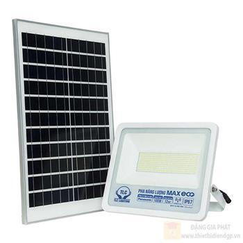 Đèn pha năng lượng mặt trời 30W MaxEco TLC TLC-PMS-30W