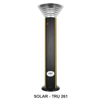 Đèn Trụ Lối Đi Euroto 5W, BNL 4W SOLAR- TRỤ 26x