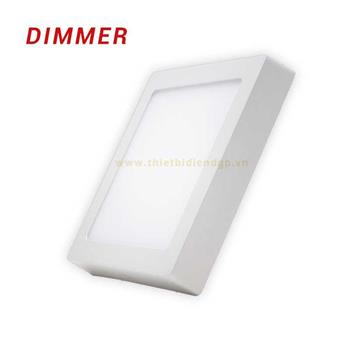 Đèn Led ốp trần MPE vuông nổi sử dụng dimmer SSPL 6W SSPL-T/DIM
