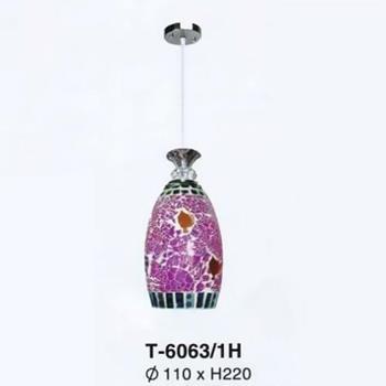 Đèn thả bàn ăn đẹp T-6063/1H T-6063/1H