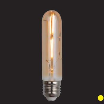 Bóng led E27- Ø30*H100-2W, ánh sáng vàng BÓNG T125