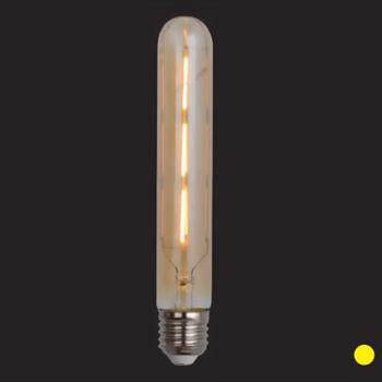 Bóng led E27- Ø30*H185-3W, ánh sáng vàng BÓNG T185