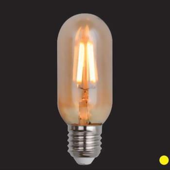 Bóng led E27- Ø45*H110-4W, ánh sáng vàng BÓNG T45