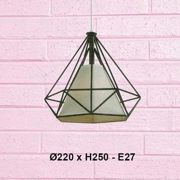 Đèn thả kim cương TE-138 TE-138
