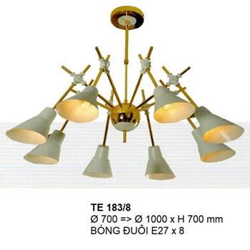 Đèn thả trần hiện đại TE-183/8 TE-183/8