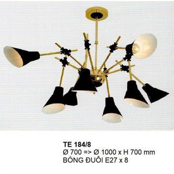 Đèn thả trần hiện đại TE-184/8 TE-184/8