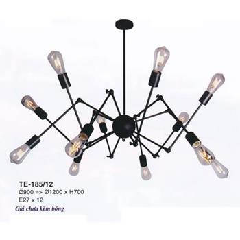 Đèn thả trần phòng khách TE-185/12 TE-185/12