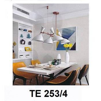 Đèn thả bàn ăn hiện đại TE-253/4 TE-253/4