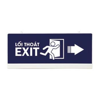 Đèn Exit thoát sang phải TLC TLC-EX2-SP-05