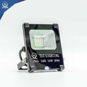 Đèn Led pha TLC không vít chịu nước 2 lớp 10W TLC-PT-10W