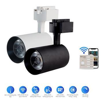 Đèn LED thanh ray TRL04.BLE 25W (Smart Bluetooth) TRL04.BLE 20W