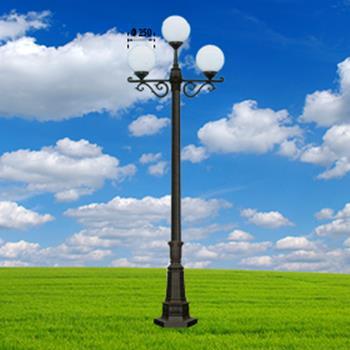 Đèn trụ sân vườn 059 TRỤ 059