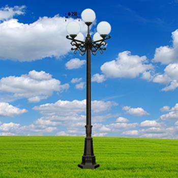 Đèn trụ sân vườn 061 TRỤ 061