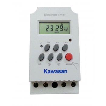 Công tắc hẹn giờ thanh ray - lắp từ điện dạng kỹ thuật số TS17 / TS17C