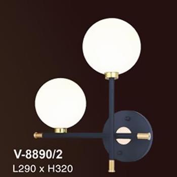 Đèn vách trang trí Led Verona L290xH320 V-8890/2