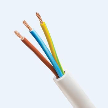 VCmt 300V/500V, cáp mềm tròn loại 3 ruột, THALOCO Cable VCmt-3 lõi