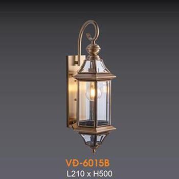 Đèn vách đồng Verona L210xH500 VĐ-6015B