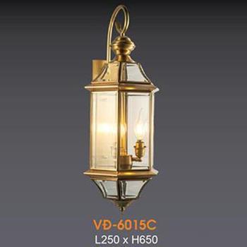 Đèn vách đồng Verona L250xH650 VĐ-6015C