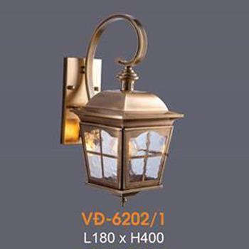 Đèn vách đồng Verona L180xH400 VĐ-6202/1