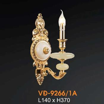 Đèn vách đồng Verona L140xH370 VĐ-9266/1A