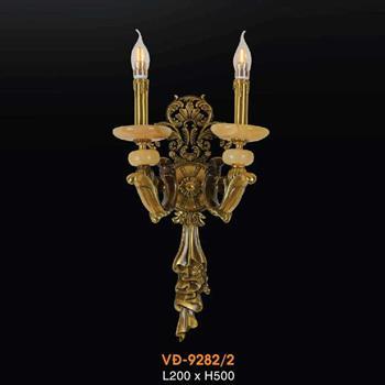 Đèn vách đồng Verona L200xH500 VĐ-9282/2