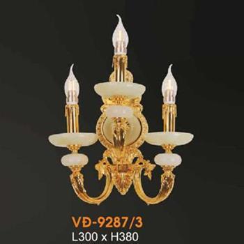 Đèn vách đồng Verona L300xH380 VĐ-9287/3