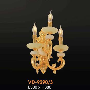 Đèn vách đồng Verona L300xH380 VĐ-9290/3