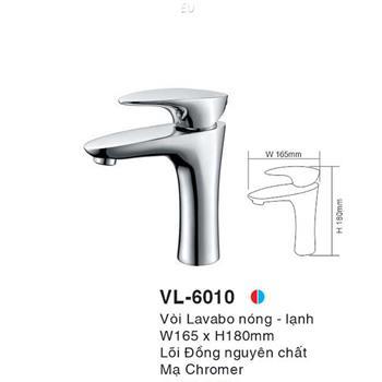 Vòi Lavabo Nóng Lạnh Euroto VL-6010 VL-6010
