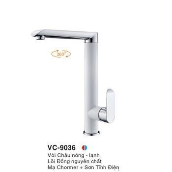 Vòi Chậu Nóng Lạnh Euroto VC-9036 VC-9036