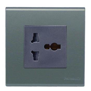 Bộ ổ cắm đa năng chuẩn BS, 250 VAC - 13A WEBP1041B-MH