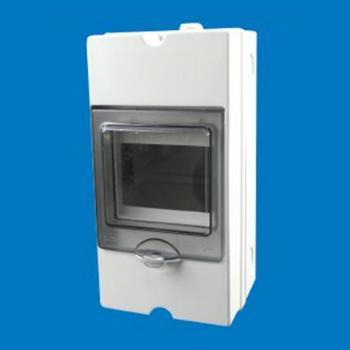 Tủ điện MPE chống thấm 2-4 cực 212x92mm WP-4