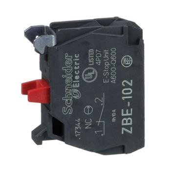 Tiếp điểm phụ 1 NC- ZBE102 ZBE102
